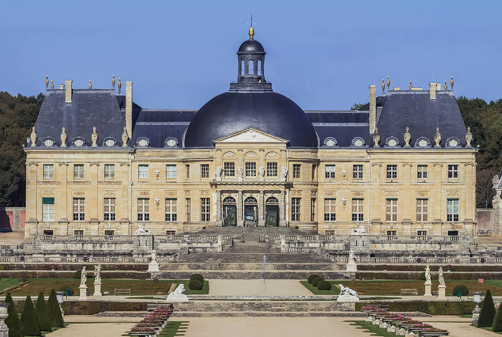 Palacio de Vaux-le-Vicomte - que ver cerca de París