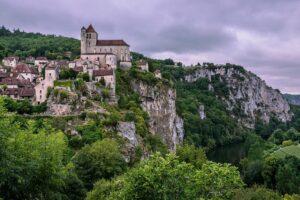 Que ver en Saint-Cirq Lapopie