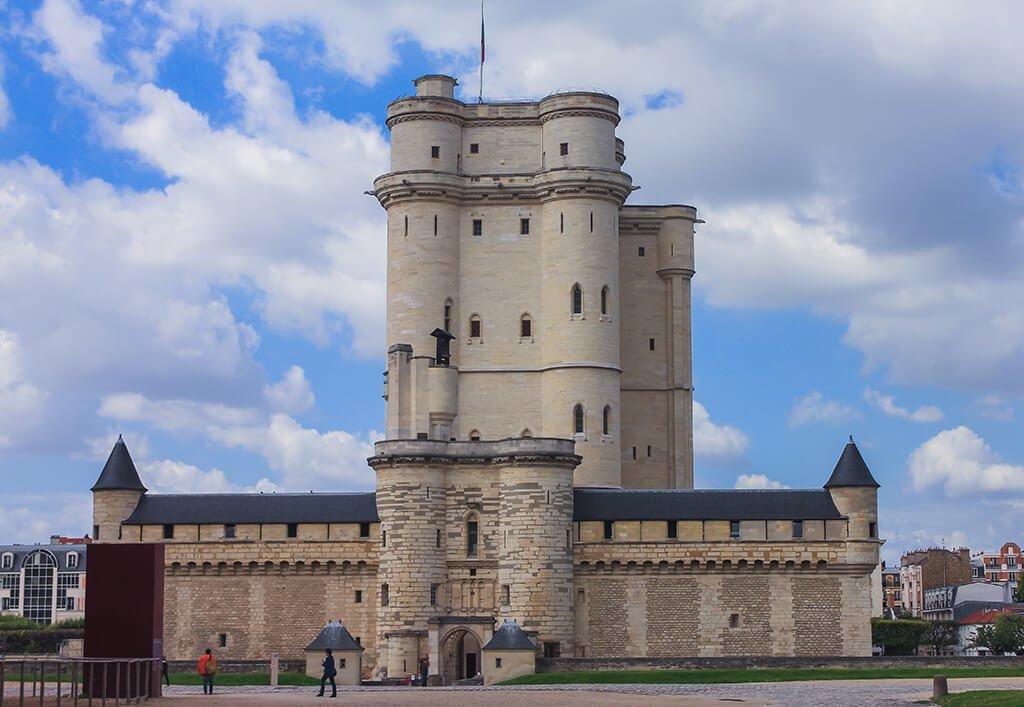 Torreón del Castillo de Vincennes - que ver cerca de París