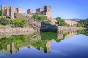 Muralla exterior de Buitrago del Lozoya, pueblos de Madrid con encanto