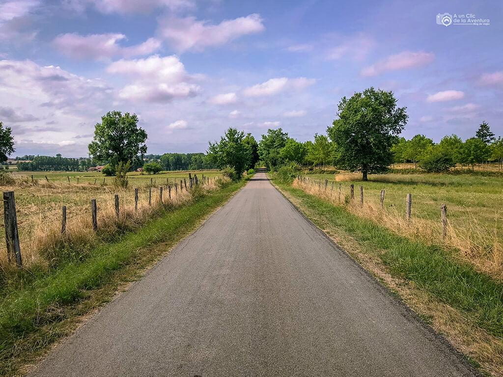 Carretera secundaria de Francia, viajar a Francia