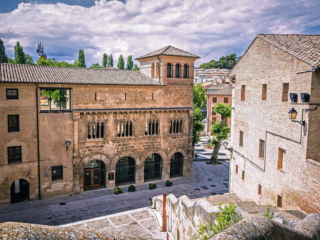 Palacio de los Reyes de Navarra en Estella