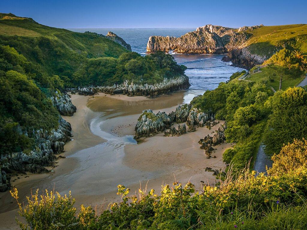 Playa de Berellín - Playas de Cantabria