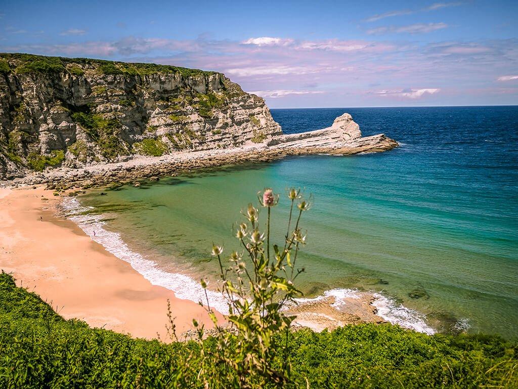 Playa de Langre - Playas de Cantabria