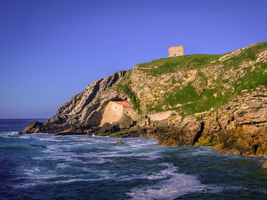 Playa de Santa Justa - Playas de Cantabria