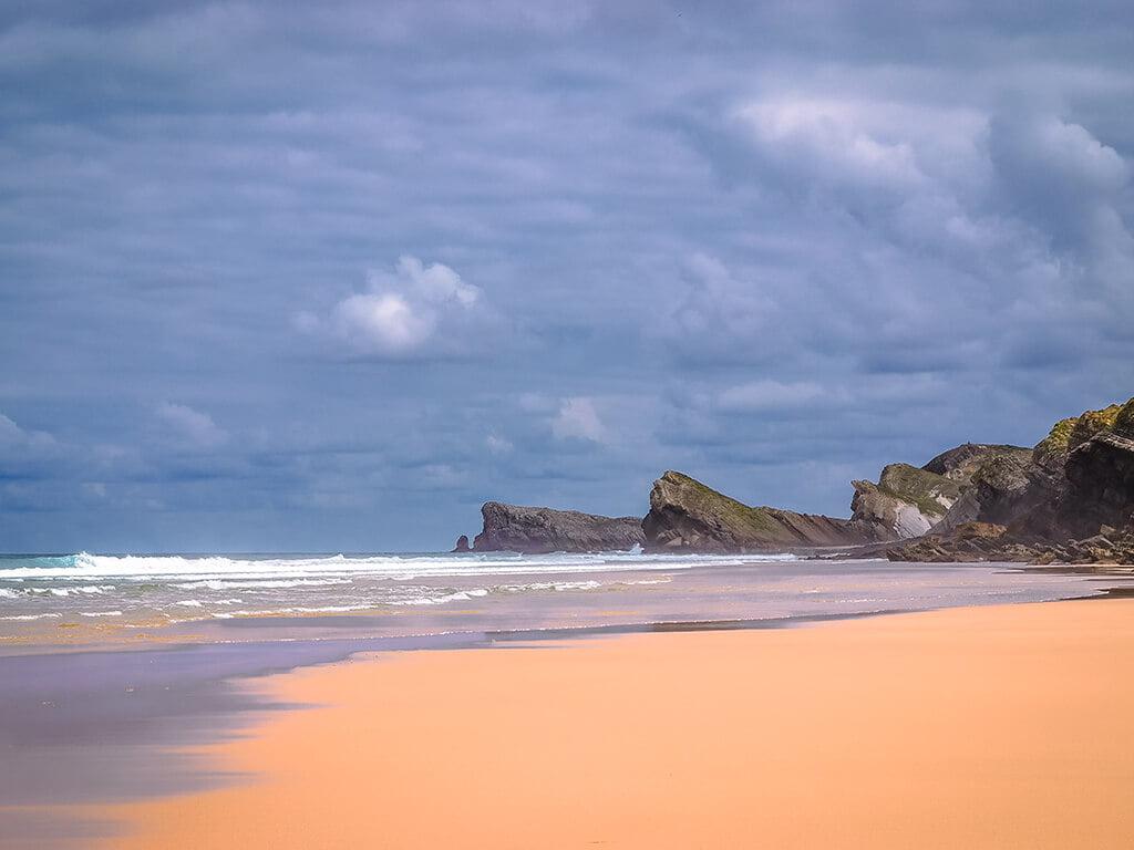 Playa de Valdearenas - Playas de Cantabria