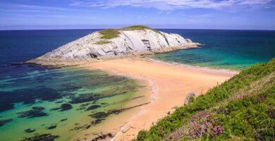 Playas de Cantabria - Playa de Covachos