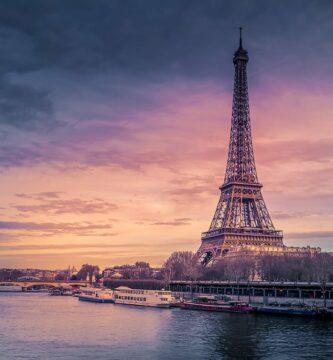 Viajar a Francia Torre Eiffel
