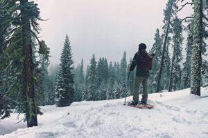 Actividades al aire libre en invierno