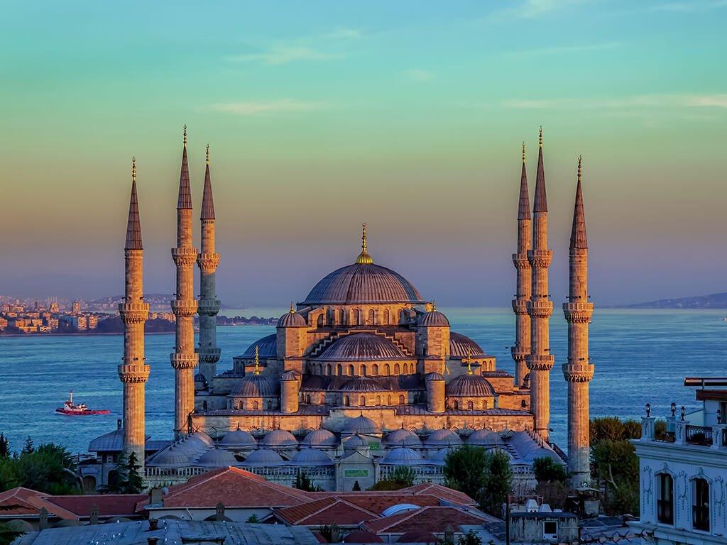 Mezquita Suleymaniye de Estambul, cómo llegar del aeropuerto de Estambul al centro
