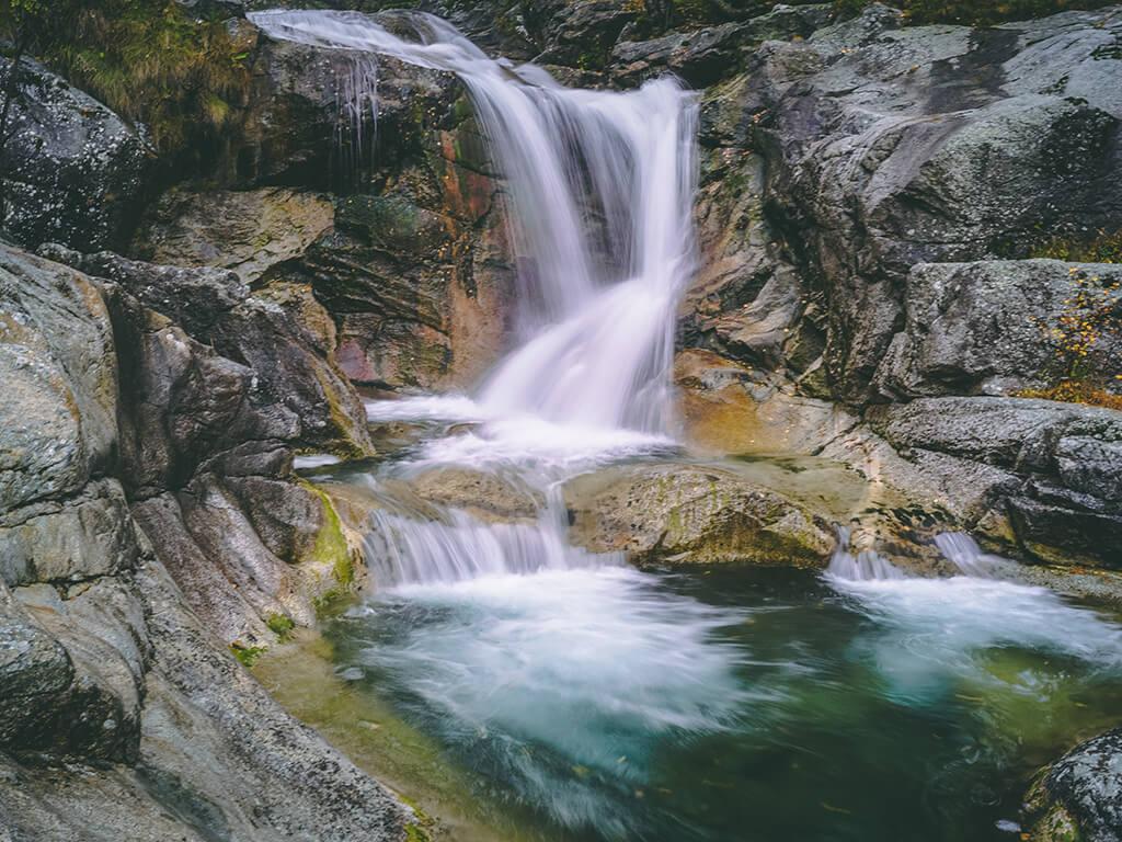 Cascada de Sant Esperit- Cascadas del Pirineo Catalán