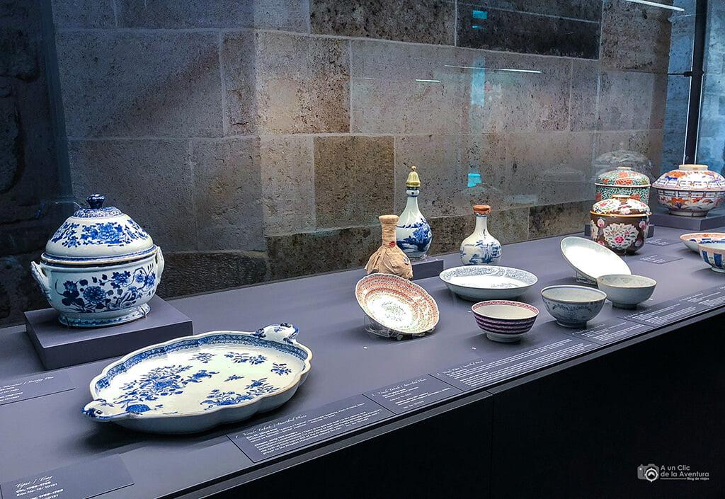 Colección de porcelana de la Cocina del Palacio de Topkapi - visitar el Palacio de Topkapi