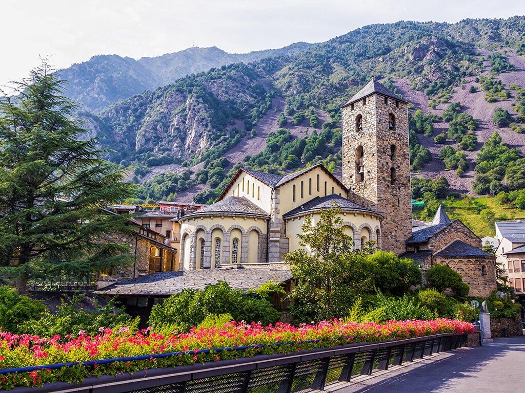 Iglesia de San Esteban, Andorra la Vella