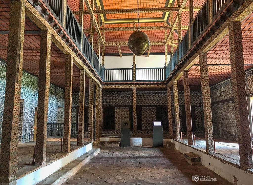 Corredor de las concubinas del Palacio de Topkapi en Estambul - visitar el Palacio de Topkapi