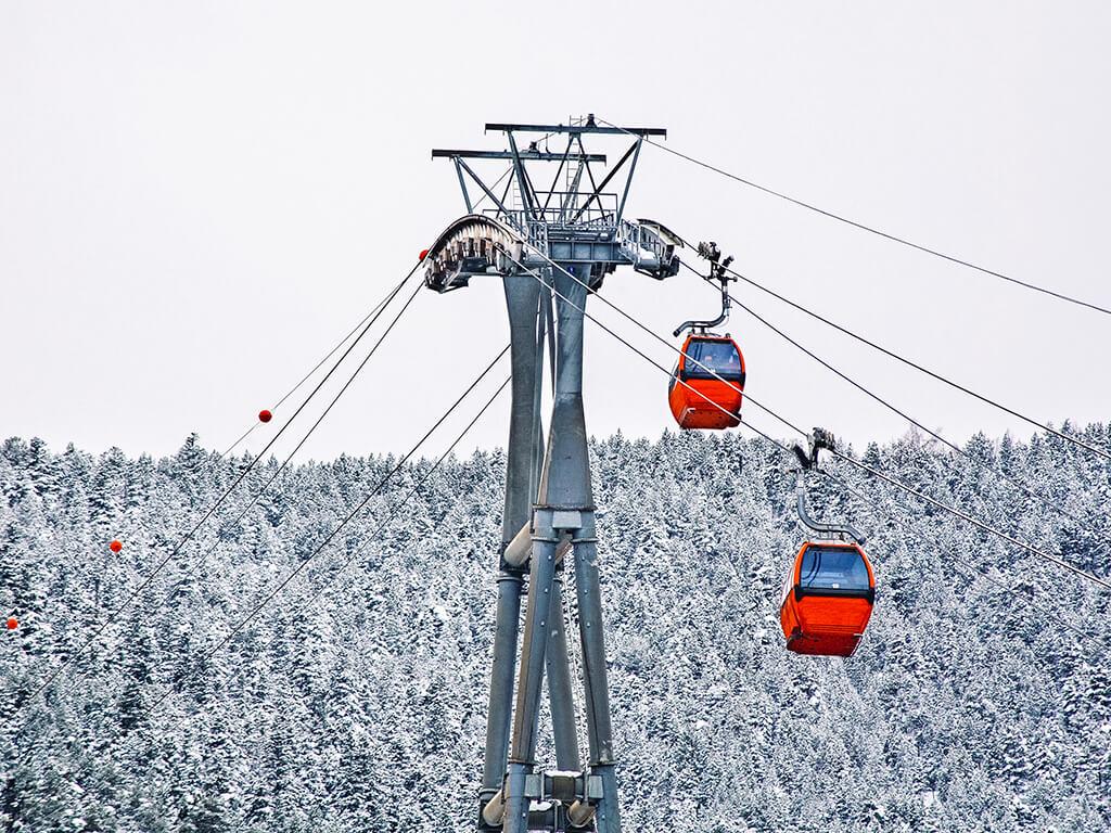 Telecabina de La Massana, Andorra - esquiar en Andorra