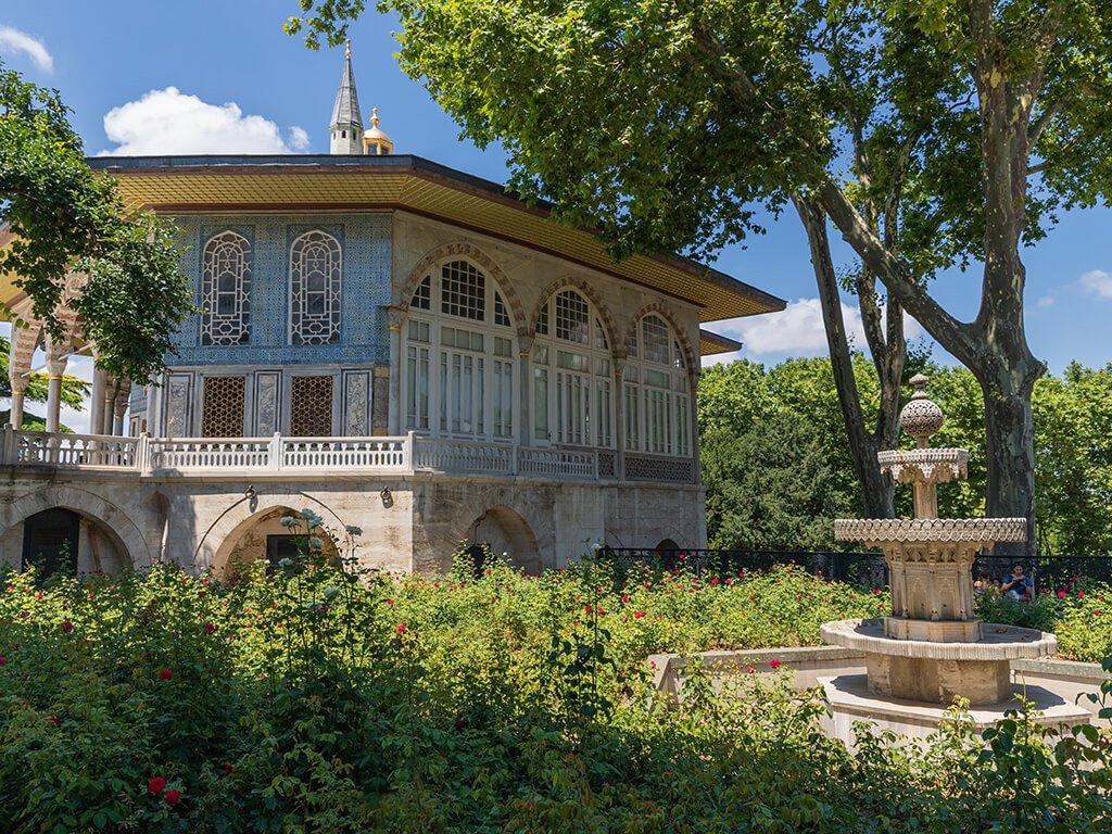 Visitar el Palacio de Topkapi en Estambul