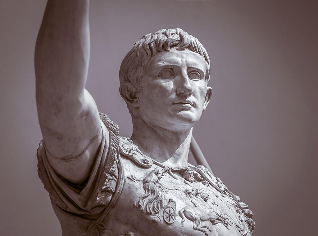 Augusto de Prima Porta, Museos Vaticanos - visitar el Vaticano