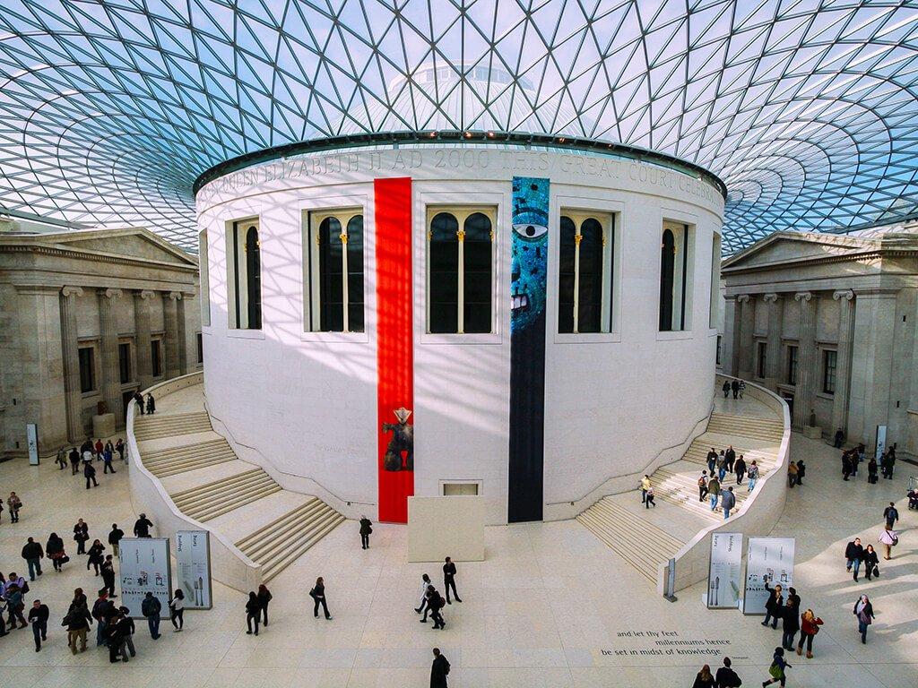Museo Británico o British Museum, Londres - Museos de Europa