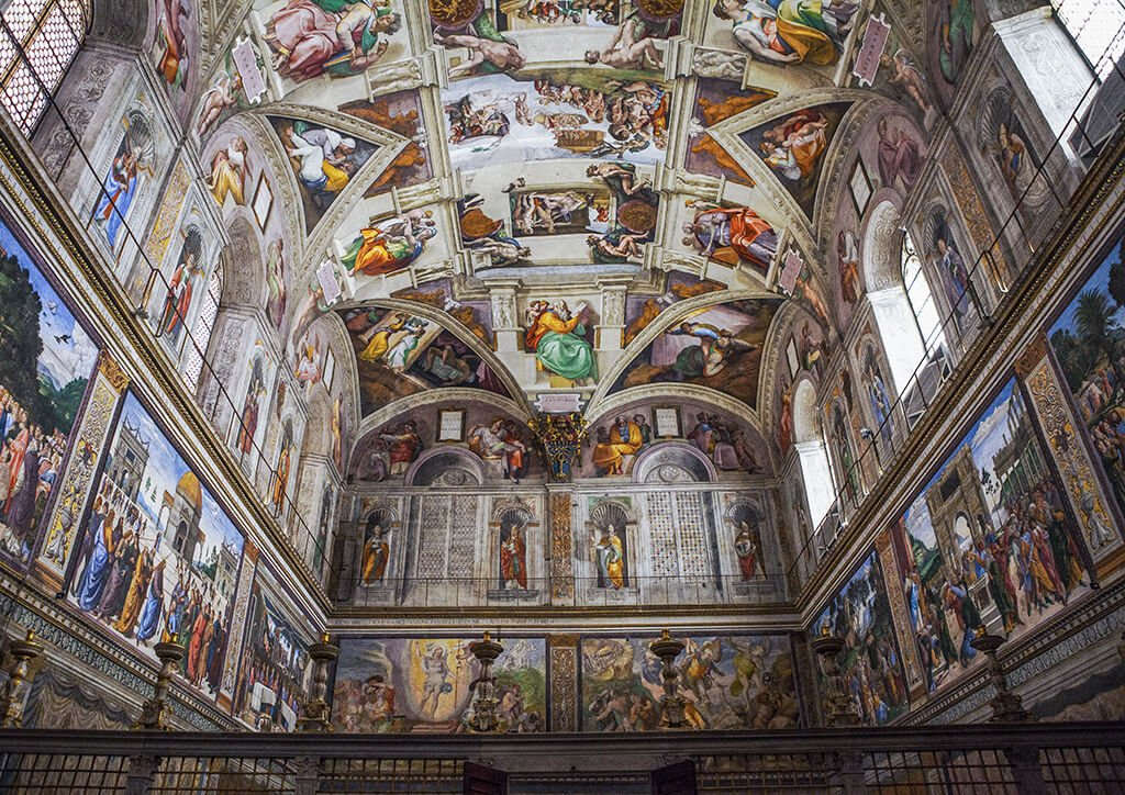 Capilla Sixtina, Museos Vaticanos - visitar el Vaticano