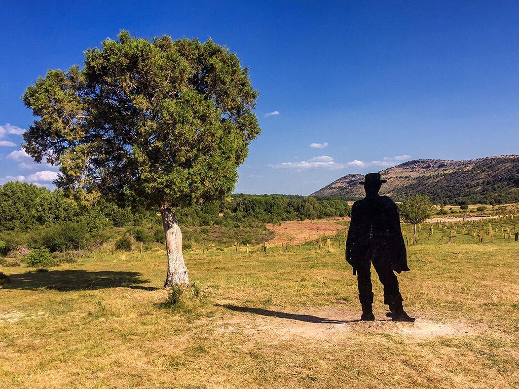Cementerio de Sad Hill, Valle del Arlanza