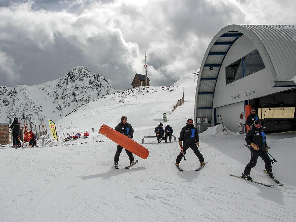 Estación de esquí de Grandvalira, viajar a Andorra