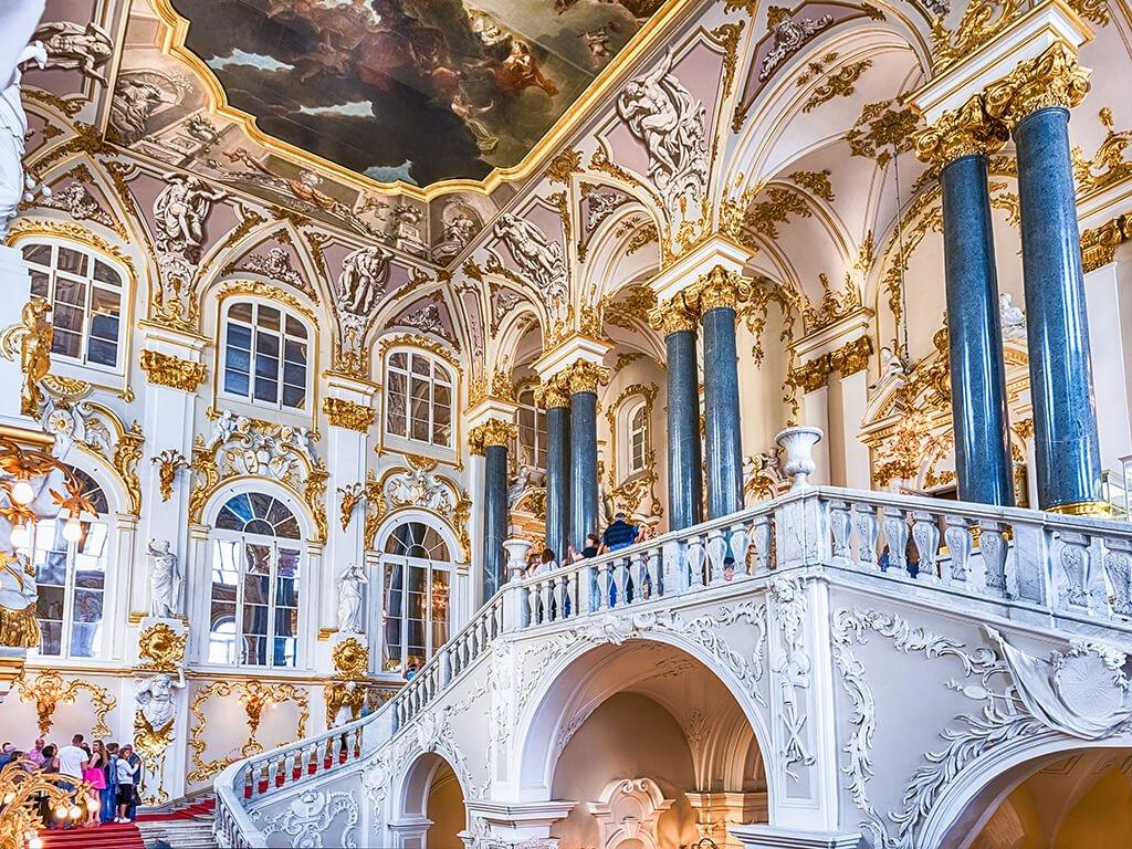 Museo del Ermitage, San Petersburgo - Museos de Europa