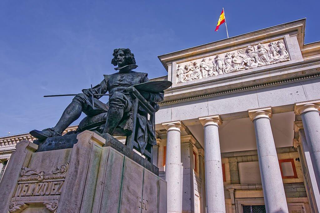 Museo del Prado, Madrid - Museos de Europa