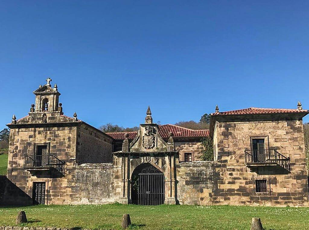 Palacio de la Rañada en Liérganes - palacios de Cantabria