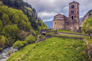 Iglesia de Sant Joan de Caselles, viajar a Andorra