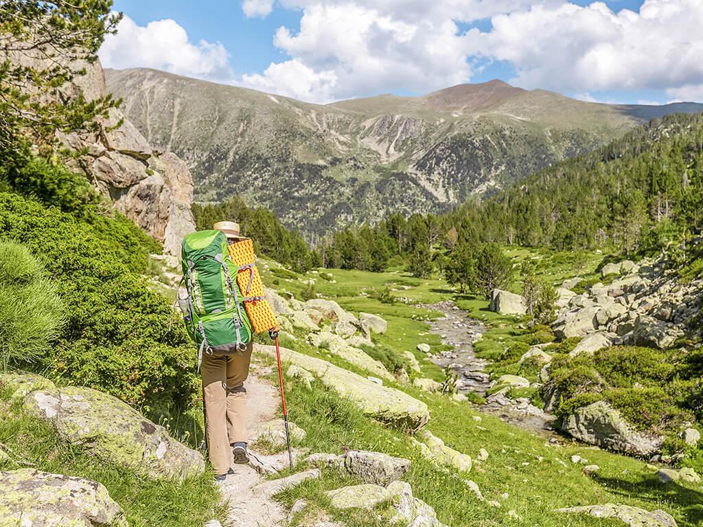 Senderismo en Andorra, viajar a Andorra