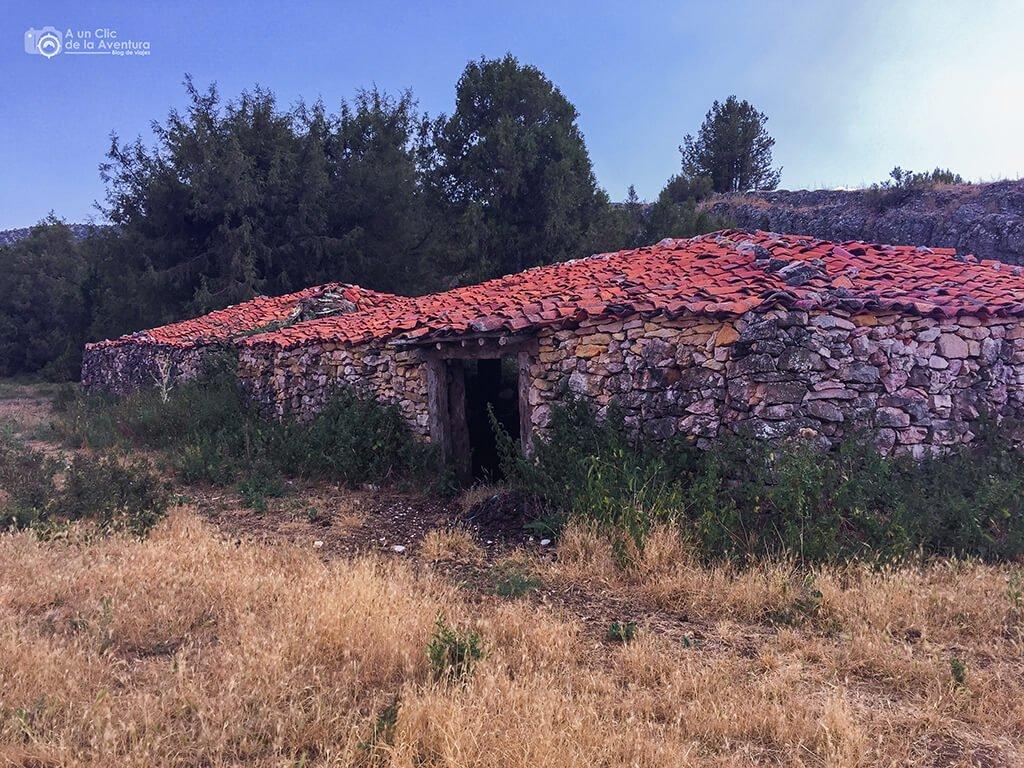 Tenadas de Valcárcel - que hacer en el Valle del Arlanza Burgos
