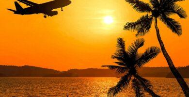 Viajar en avión