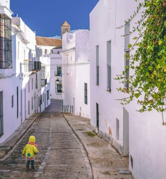 Cádiz con niños