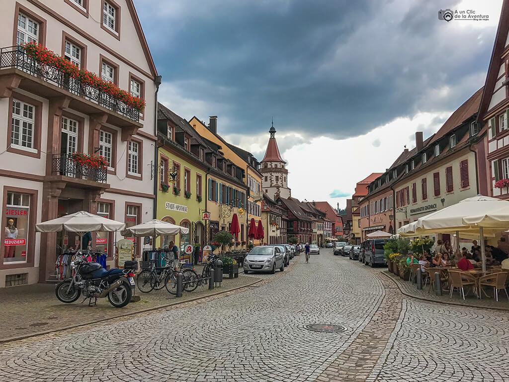 Calle Hauptstraße de Gengenbach