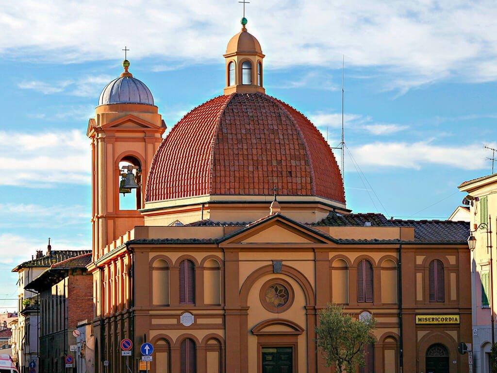 Iglesia de la Misericordia en Pontedera