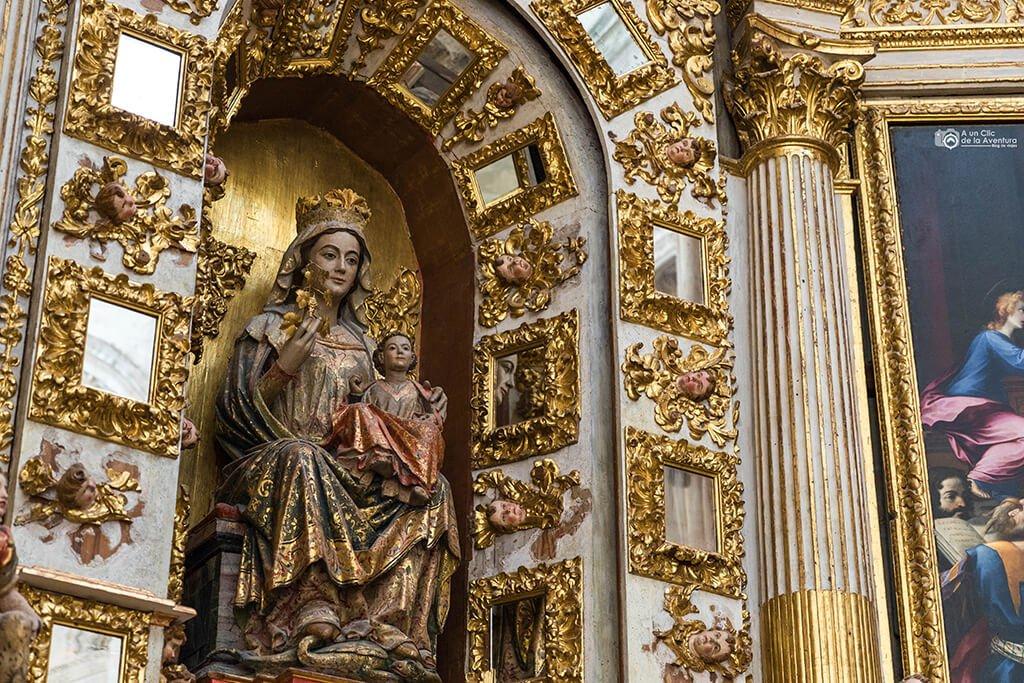Imagen de Santa María de la Vid