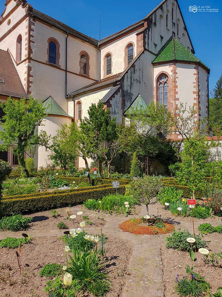 Jardín Botánico de la Abadía de Gengenbach