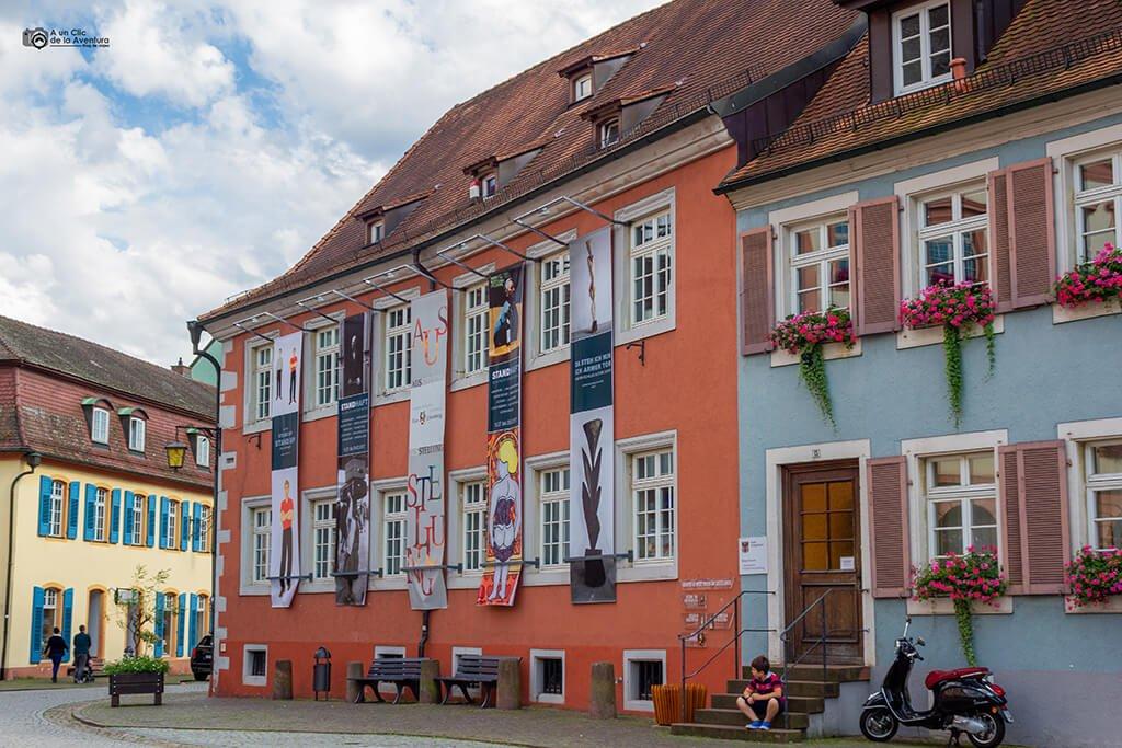 Palacio de Löwenberg en Gengenbach