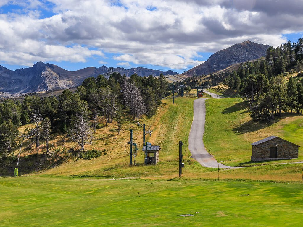 Campo de Golf Soldeu, Andorra