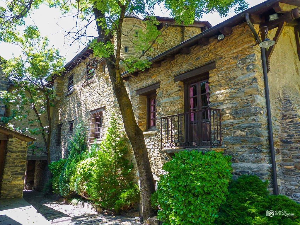 Casa-Museo Areny Plandolit, Ordino