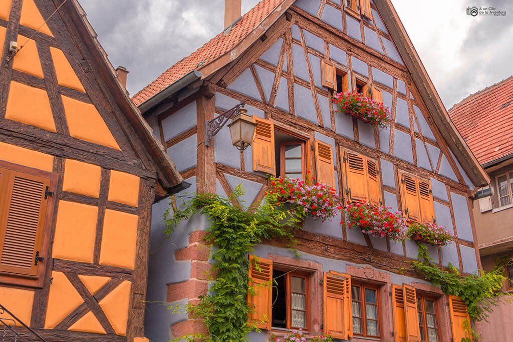Casa de Saint-Hippolyte, ruta por Alsacia y la Selva Negra