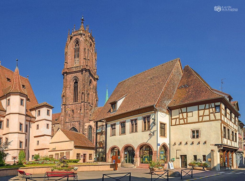 Catedral de Sélestat, Alsacia