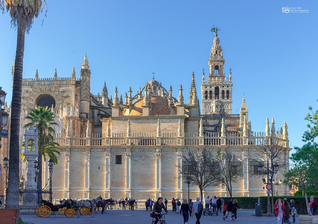 Catedral que ver en Sevilla
