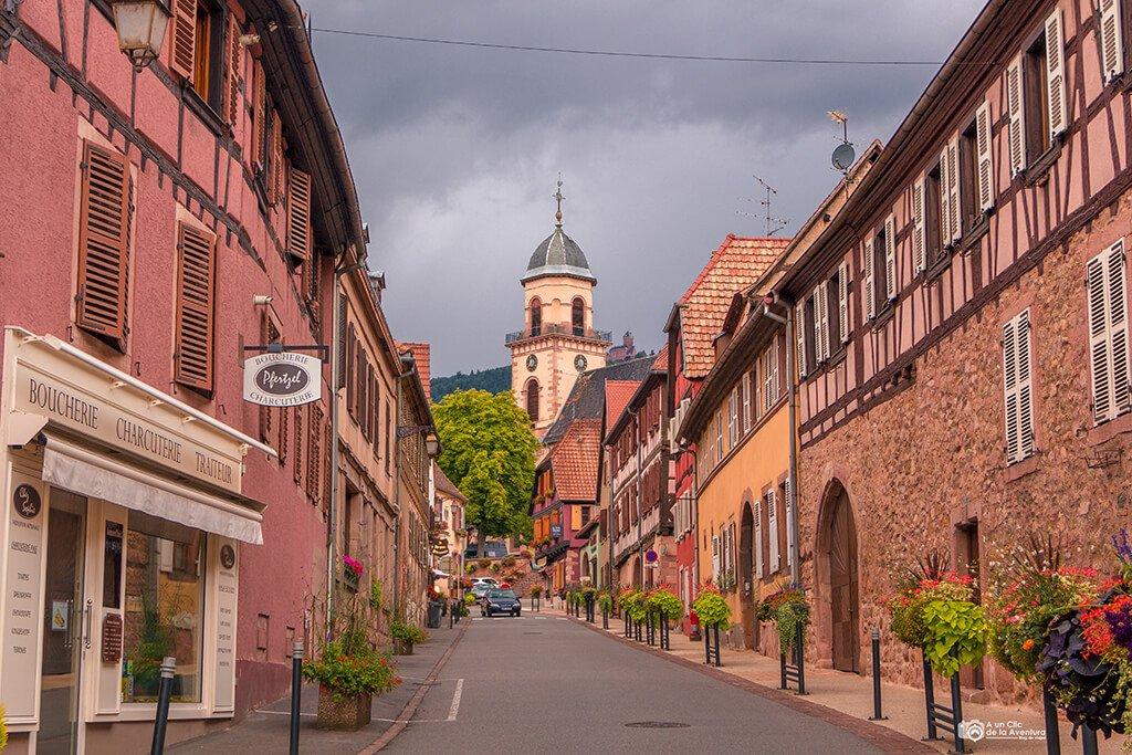 Saint-Hippolyte, Alsacia