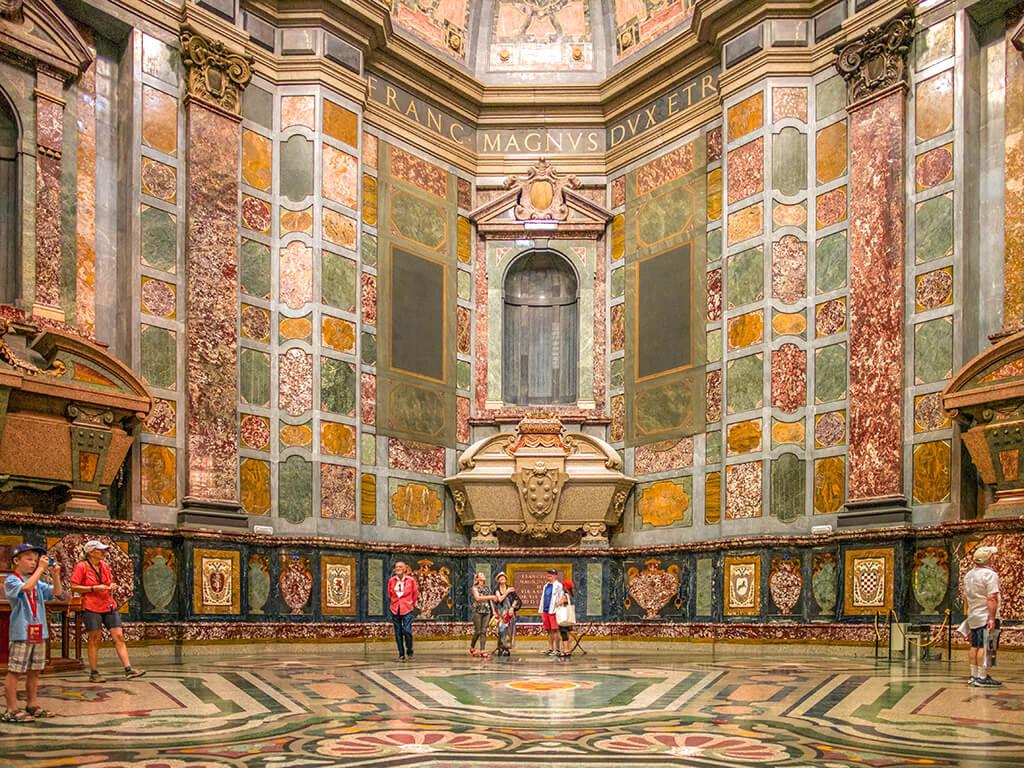 Capilla de los Médici de la Basílica de San Lorenzo