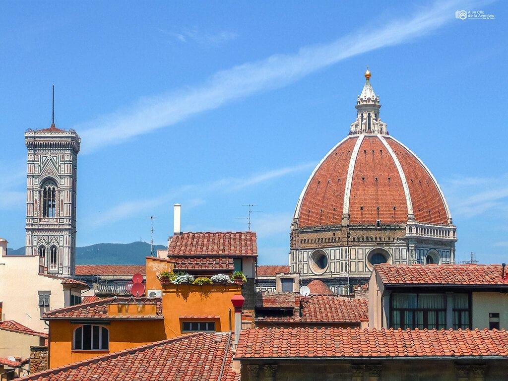 Cúpula de Brunelleschi y Campanile