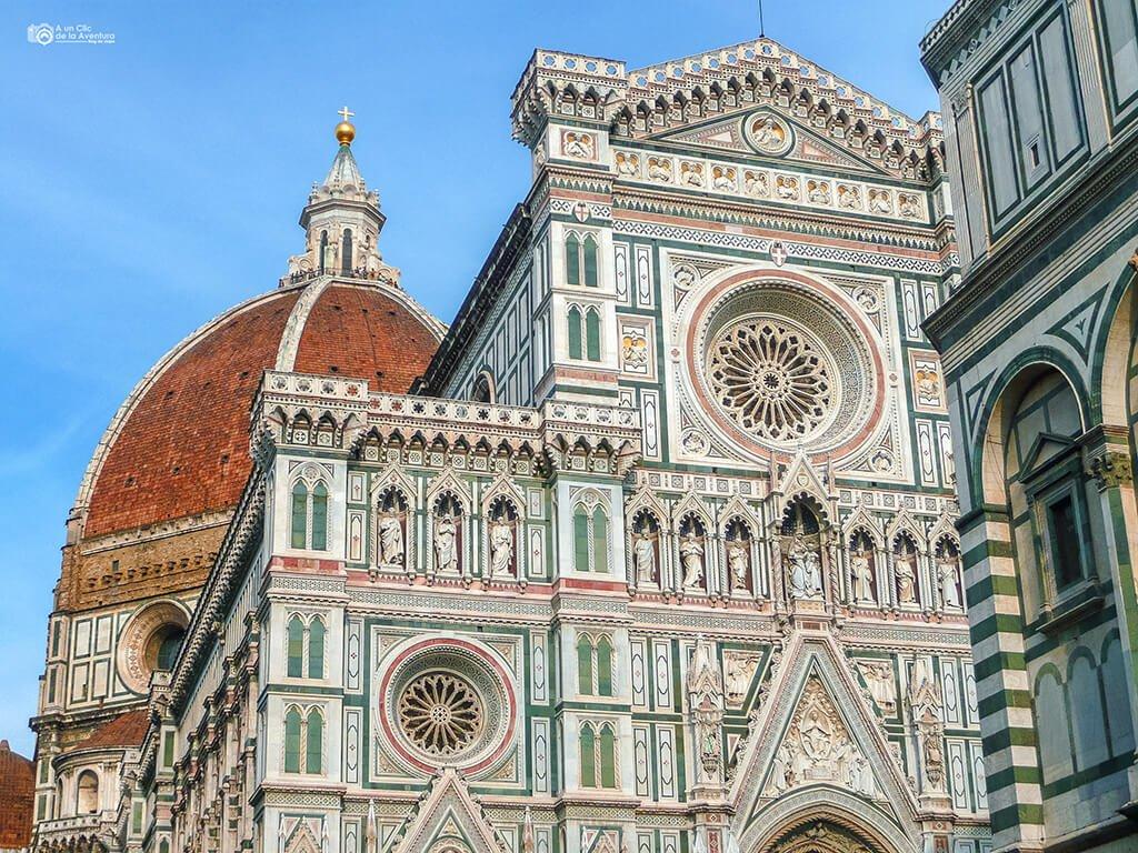 El Duomo o Catedral de Santa Maria del Fiore de Florencia