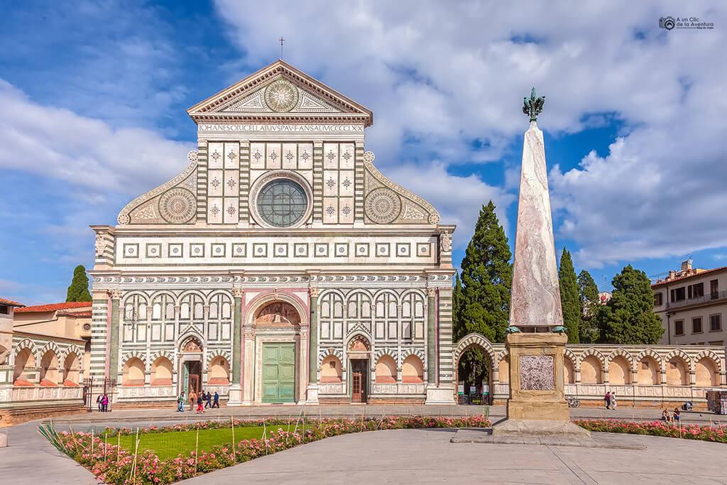Iglesia de Santa María Novella - que ver en Florencia