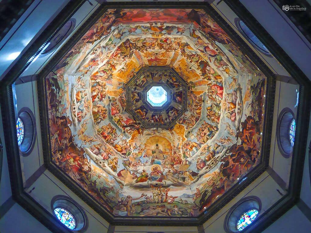 Interior de la Cúpula de Brunelleschi