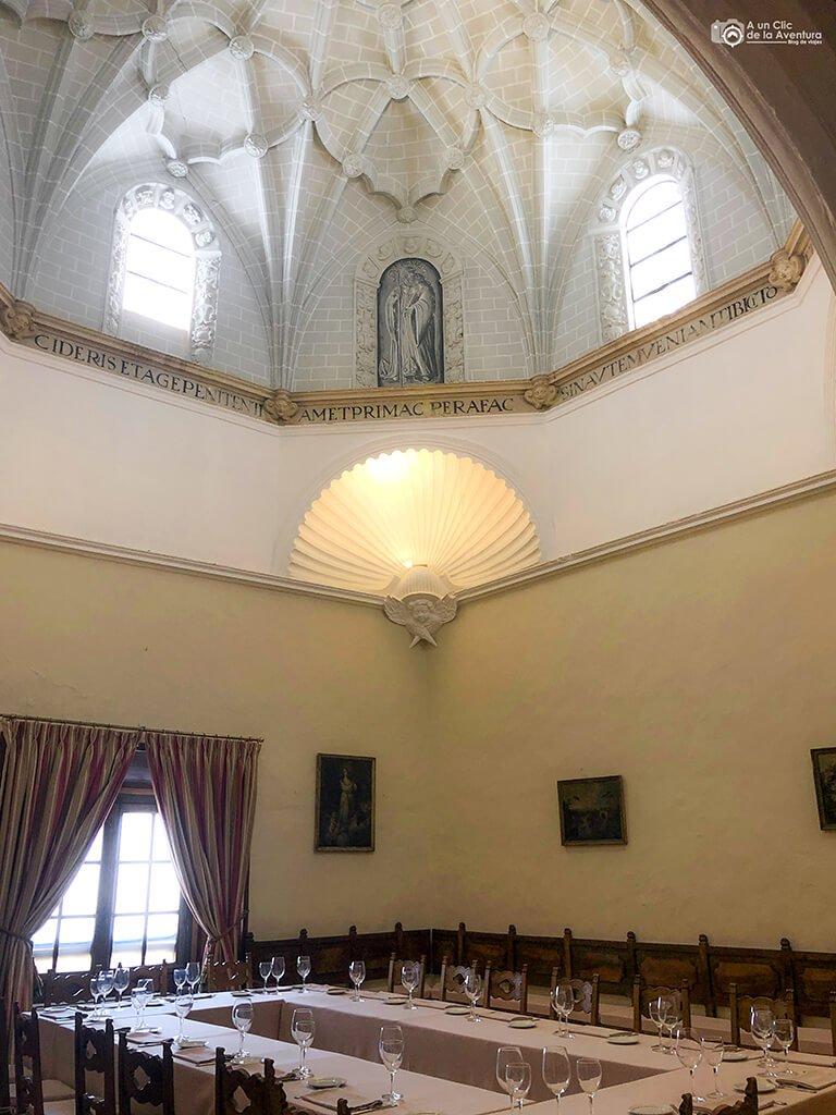 Biblioteca del Monasterio de Piedra